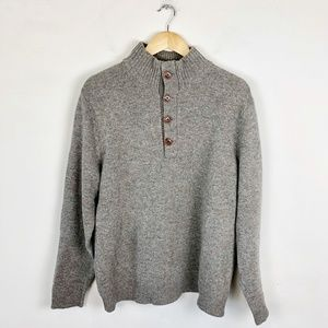 J. Crew Lambs Wool Sweater